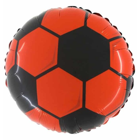 049 R18 Soccer Ball red HD