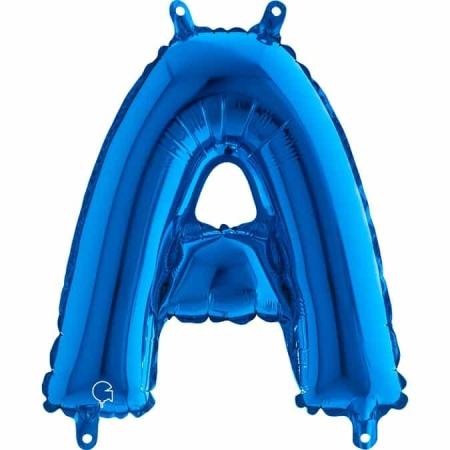 14200B Letter A Blue mini 1422 1