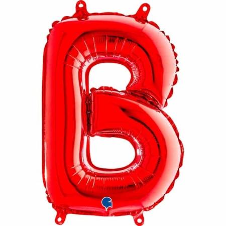 14218R Letter B Red mini 1422 1