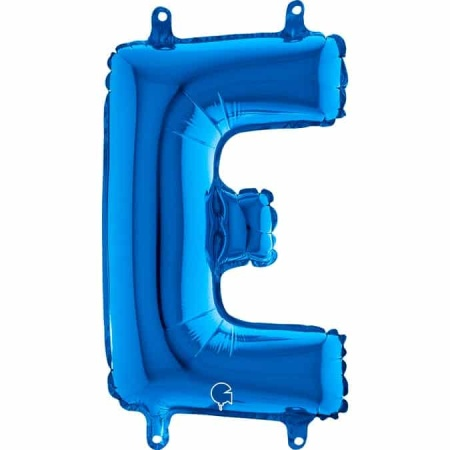 14240B Letter E Blue mini 1422 1