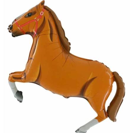 180 horse light brown