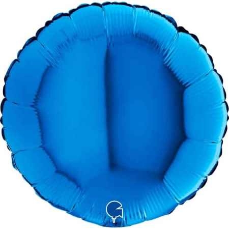 18100B Round 18inc Blue 1