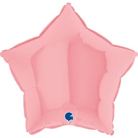 192M03Pk Star 18inc Matte Pink 1