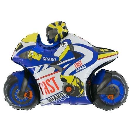204 moto gp 2007 blue