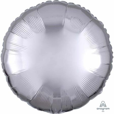 20576 metallic silver