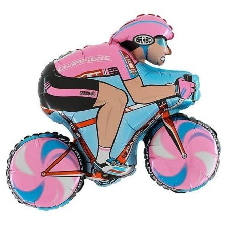 231 cyclist pink681