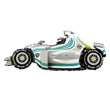 243Gy Speedy Car Grey