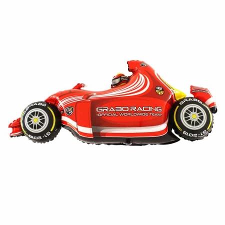 243R Speedy Car Red