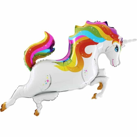 251 Rainbow Unicorn Body