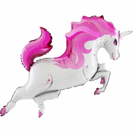 251Pk Rainbow Unicorn Body Pink