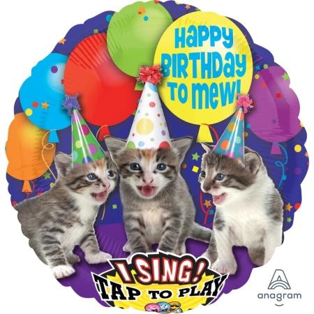 Happy Birthday to Mew