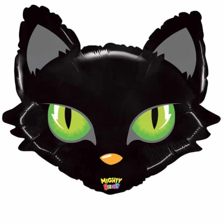 35061WE Mighty Cat Head 1