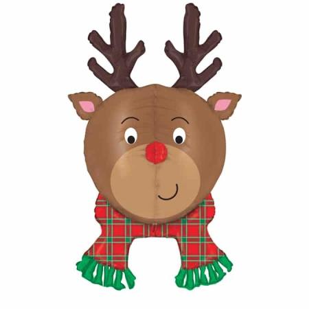 35391 Dimensionals Reindeer front
