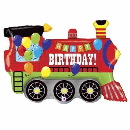 35570 Birthday Party Train