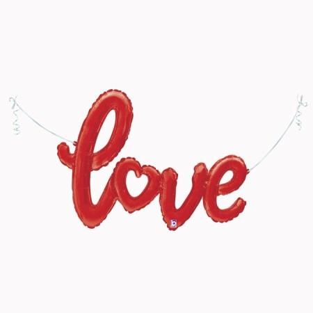 35741 Red Love Script