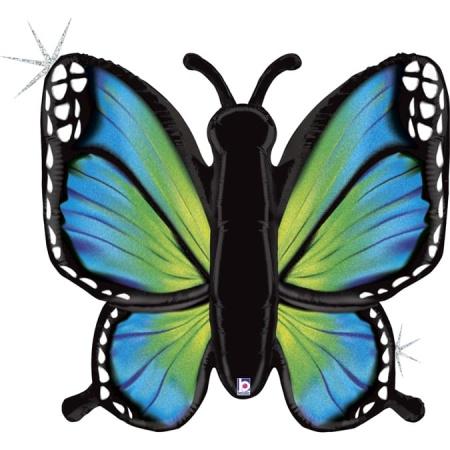 35778GH Big Butterfly Blue