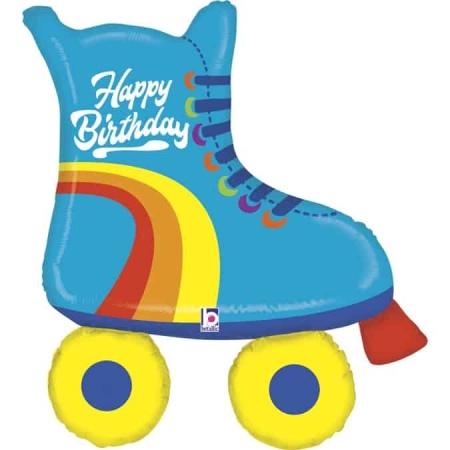 35865 Roller Skate Birthday