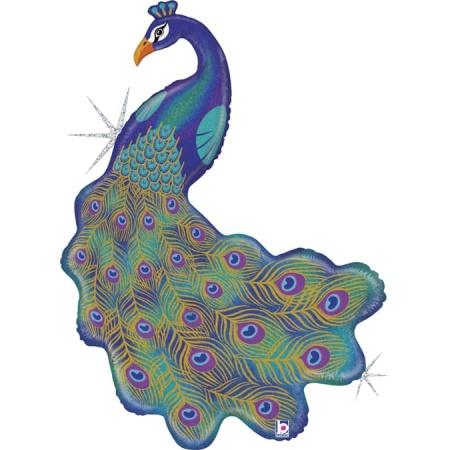 35900GH Glitter Peacock