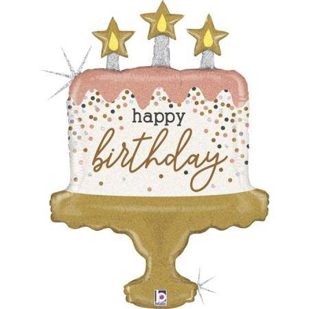 35964GH Birthday Cake Confetti 1