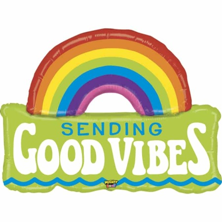 35973WE Mighty Good Vibes