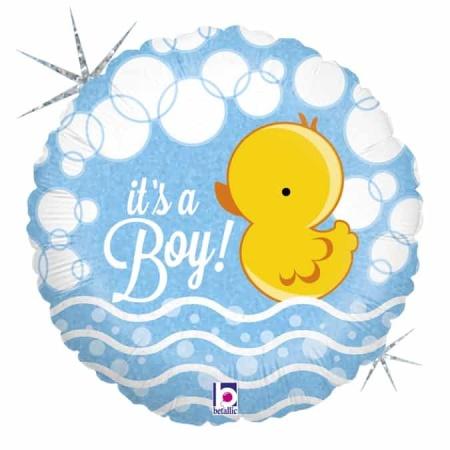 36043H Bubble Ducky Boy