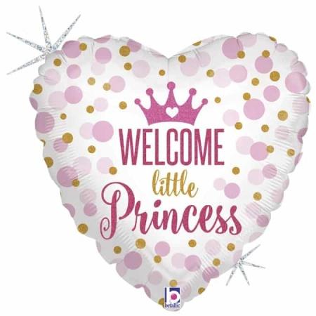 36713GH H18 Glitter Baby Princess