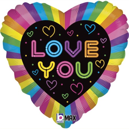36766P H18 Neon Love