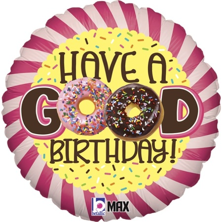 36887P Donut Birthday