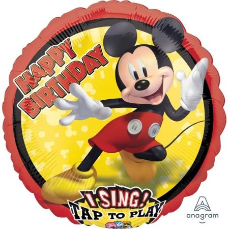 Singender Ballon Mickey Mouse Forever