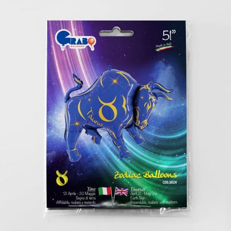 582H Taurus Blue