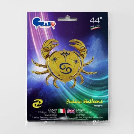 584H P Cancer Gold