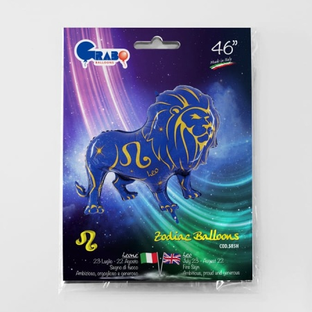 585H P Leo Blue