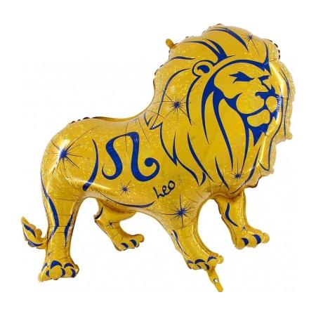 585h zodiac leo gold hd