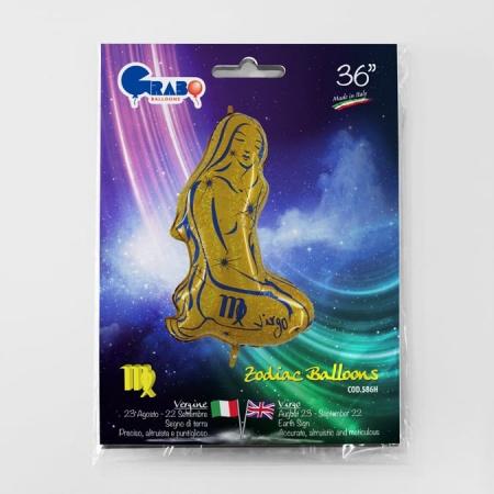 586H P Virgo Gold