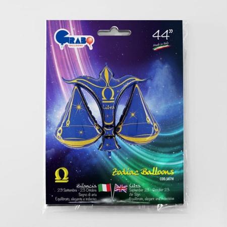 587H P Libra Blue