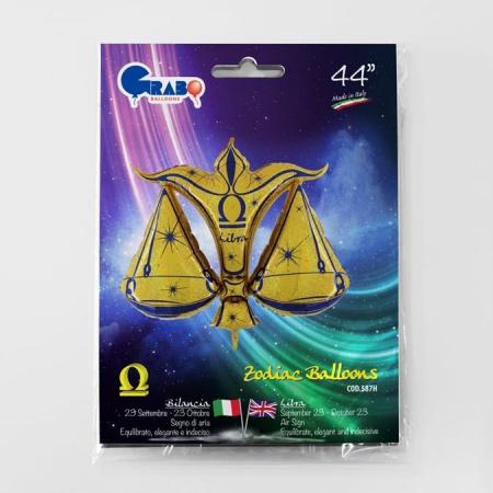 587H P Libra Gold