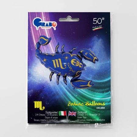 588H P Scorpio Blue