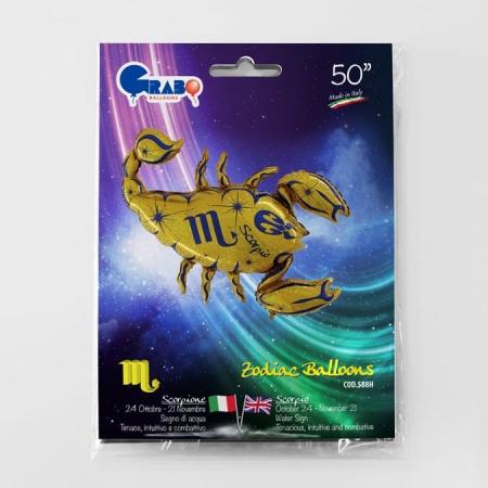 588H P Scorpio Gold