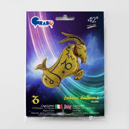 590H P Capricorn Gold