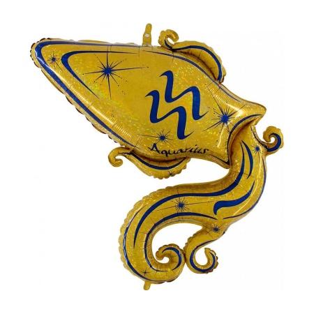 591h zodiac aquarius gold hd