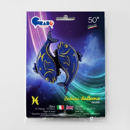 592H P Pisces Blue