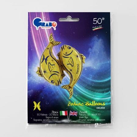 592H P Pisces Gold