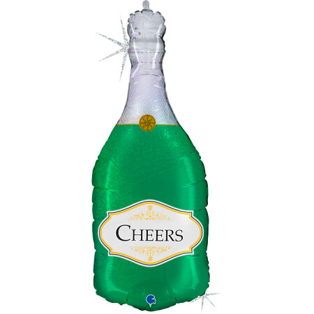 72028GH Cheers Bottle