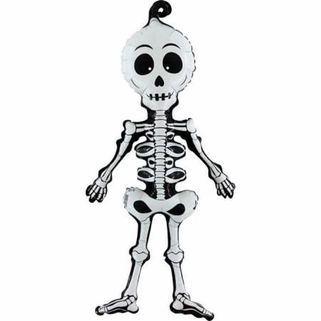 72079H Linky Scary Skeleton