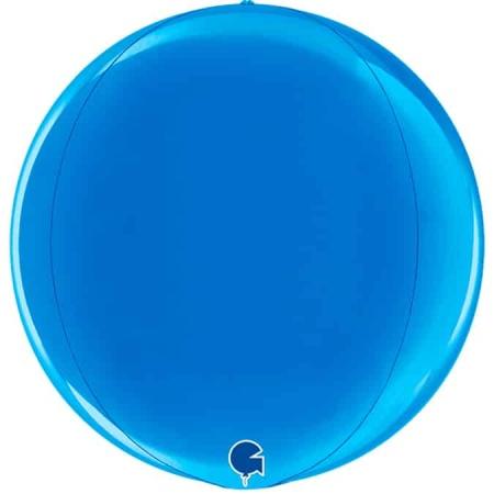 Globe Blau
