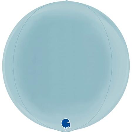 Globe Hellblau