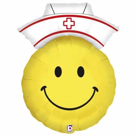 85197 Smiley Nurse