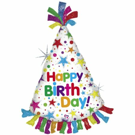 85676H Happy Birthday Hat