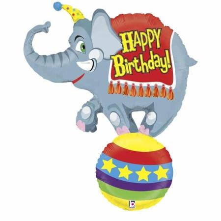85821 Circus Elephant Birthday