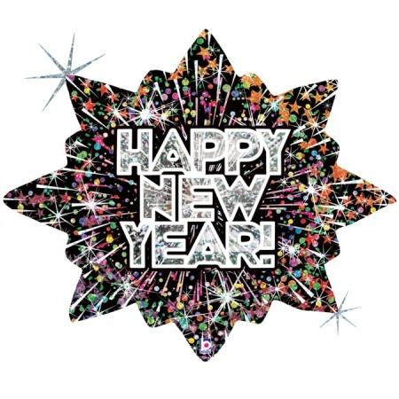 85839H Bursting New Year